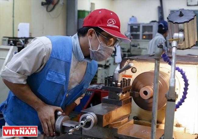 Coopération Vietnam-Japon dans la formation des ressources humaines