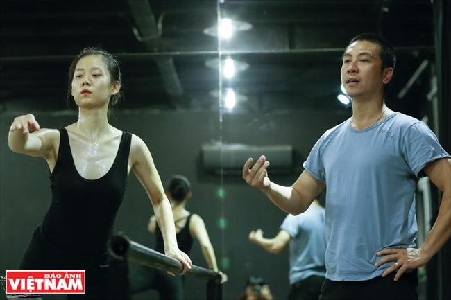 Kinergie Studio: Trải nghiệm mới mẻ với múa đương đại