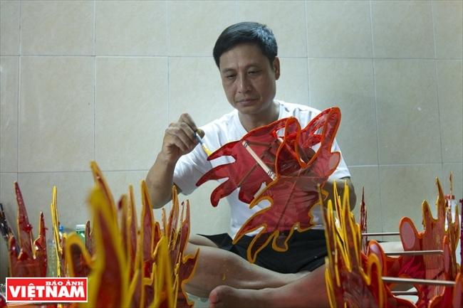 Préservation du métier de fabricant de lanternes au Sud