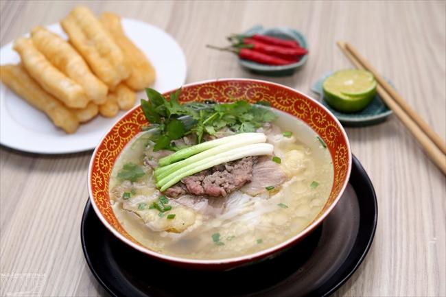 Pho the signature dish of Hanoi