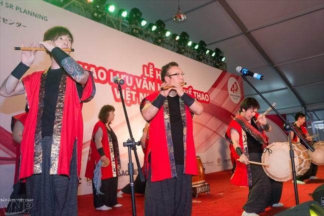 2018 기즈나(きずな)축제 베트남과 일본 문화간 만남의 장소