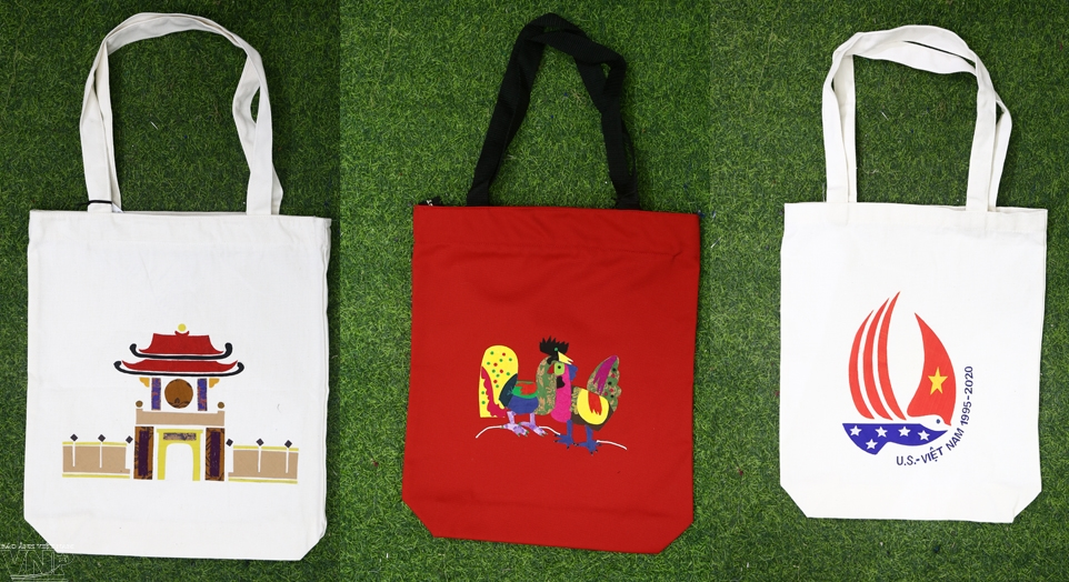 Eco canvas bags