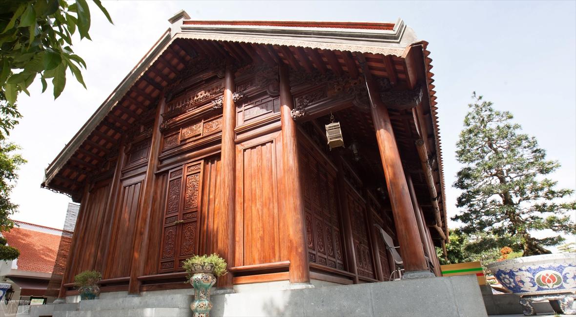 Квинтэссенция ремесла по строительству деревянных домов