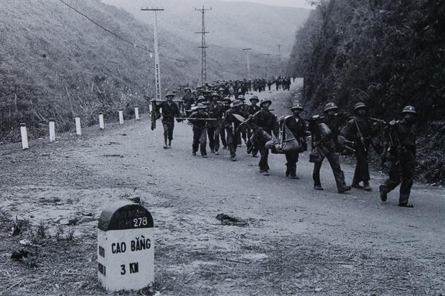 Imágenes de la guerra de defensa en la provincia de Cao Bang hace 40 años