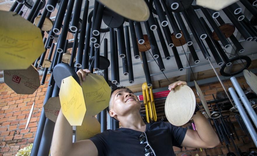 Dofrance – thương hiệu chuông gió nhạc thiền đầu tiên tại Việt Nam