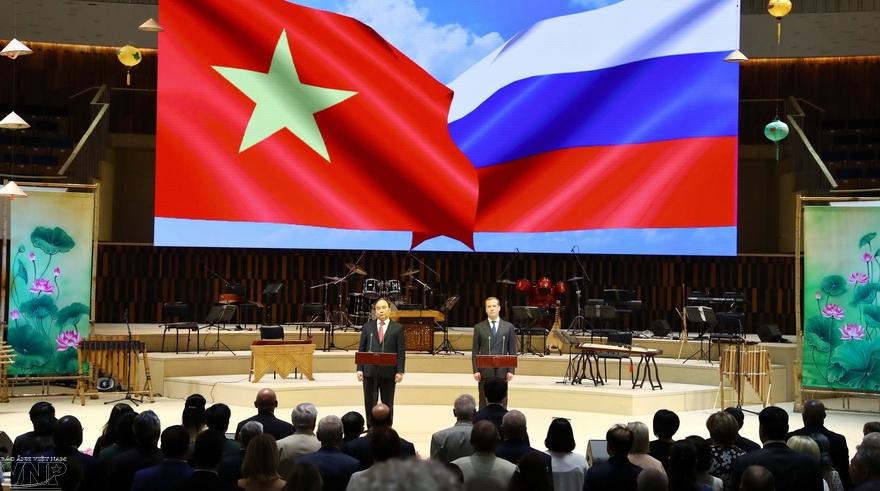 Coi trọng quan hệ Đối tác chiến lược toàn diện Việt Nam - Liên bang Nga