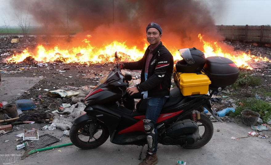 Фотограф Нгуен Вьет Хунг и 3.000 фотографий мусора во Вьетнаме