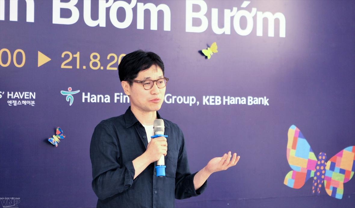 안윤모 작가 같은 심장으로 뛰는 베트남인과 한국인을 연결하는 사람