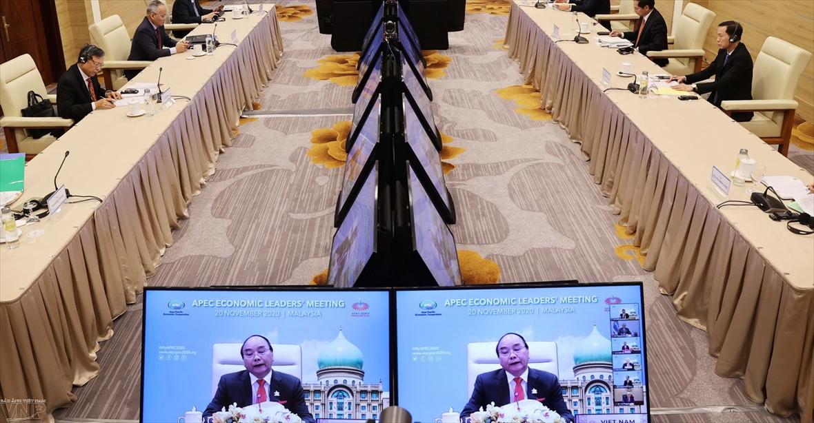APEC2020年:ベトナムの印象