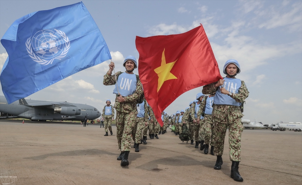 Doble misión de Vietnam en la arena internacional