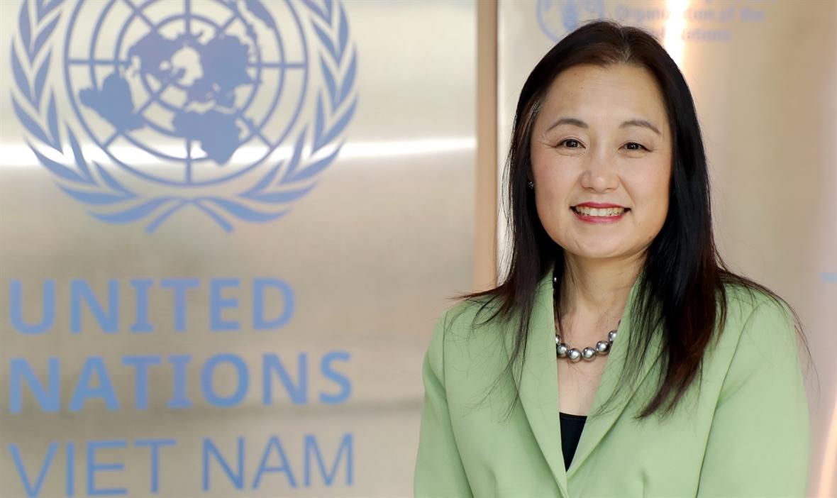 越南妇女平等权的促进者