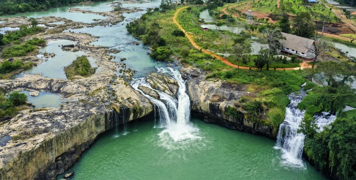Dak Nong: himno de piedra y agua