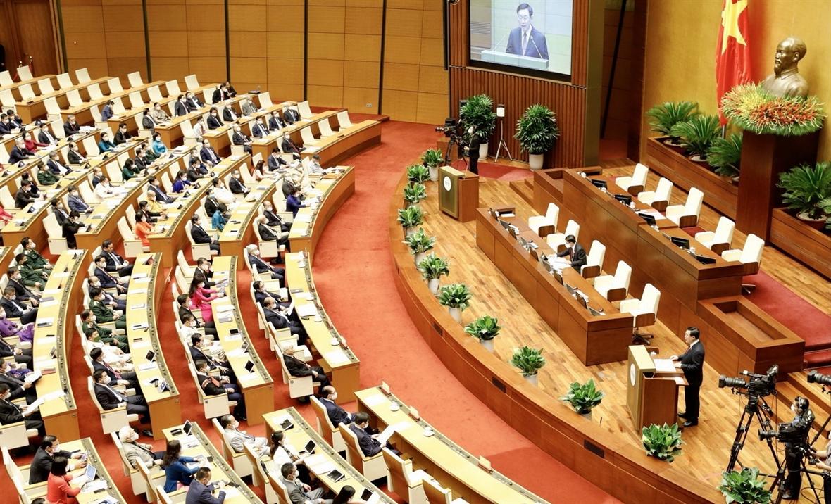 Первая сессия Национального собрания 15-го созыва: хорошее начало нового срока